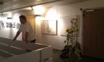 260811 Beige tulipan og Hvid orkide på udstilling i Borup Kulturhus 2.jpg