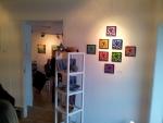 Dejlige udstillingslokaler