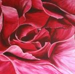 2013 100 x 100 Pink rose Akryl.JPG